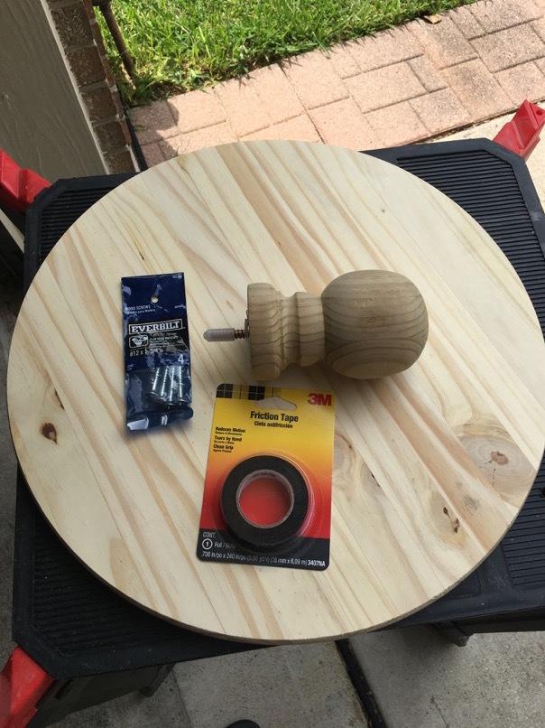 wobble board parts