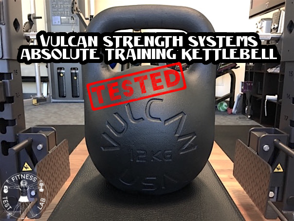 Vulcan Absolute Training Kettlebell Review Title