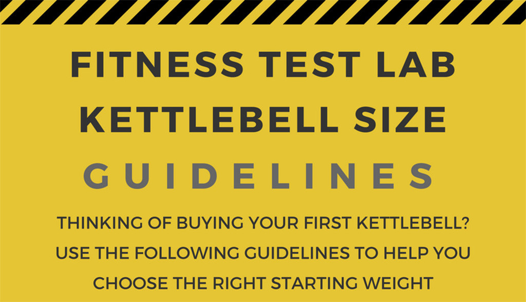 Fitness Test Lab Kettlebell Buyers Guide
