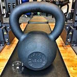 Kettlebell Buyers Guide - Christians Fitness Factor K2 Kettlebells - Front