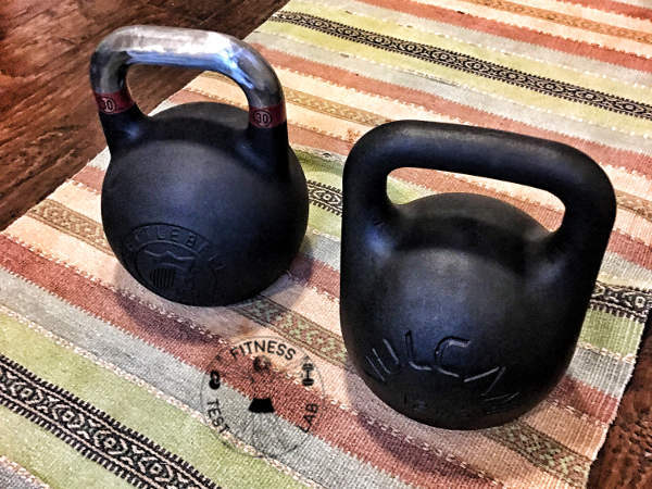 Short Kettlebell Workouts - Vulcan Strength and Kettlebell Kings
