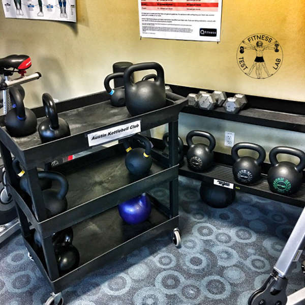 Kettlebell Buyers Guide - Fitness Test Lab - Austin Kettlebell Club Cart