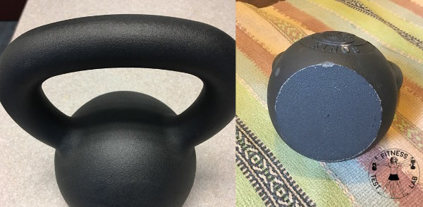 Kettlebell Buyers Guide - Kettlebell Finish - Clean Finish and Flat Bottom