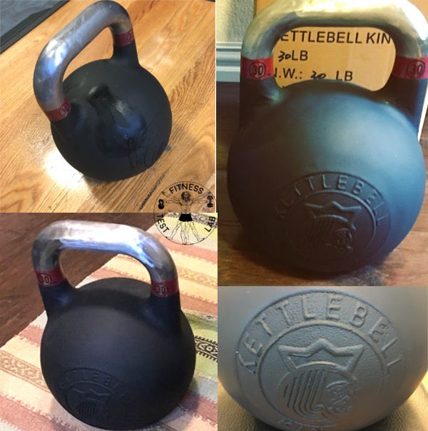 Kettlebell Buyers Guide - Kettlebell KIngs Steel Standard Kettlebells - Different Views