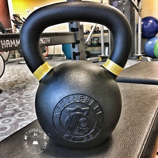 Kettlebell Buyers Guide - Kettlebell Kings Powder Coat Kettlebells - Front