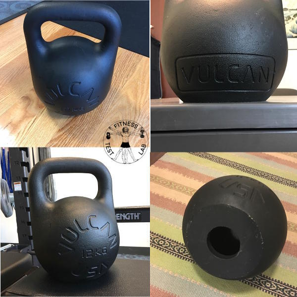Kettlebell Buyers Guide - Vulcan Absolute Training Kettlebells - Different Views