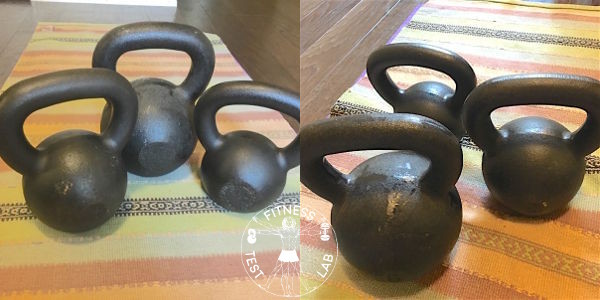 Kettlebell Reviews 2017 - Dragon Door Kettlebells Review Front and Back