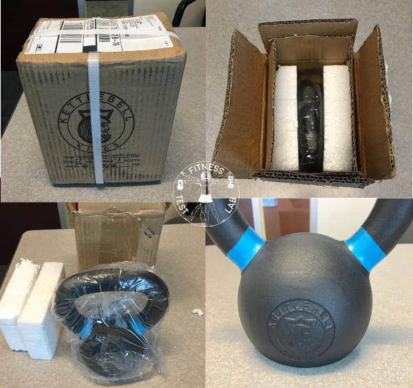 Kettlebell Reviews 2017 - Kettlebell Kings Kettlebell Review Unboxing