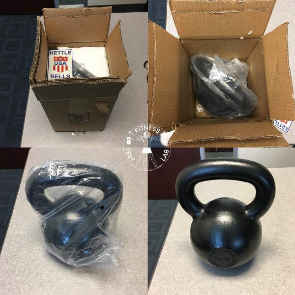 Kettlebell Reviews 2017 - Kettlebells USA Kettlebells Review Metrixx Classic Review Unboxing
