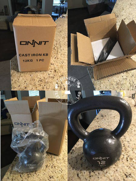 Kettlebell Reviews 2017 - Onnit Kettlebells Review Unboxing