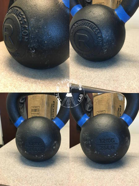 Kettlebell Reviews 2017 - Rogue Fitness Kettlebells Review First Kettlebell Damaged