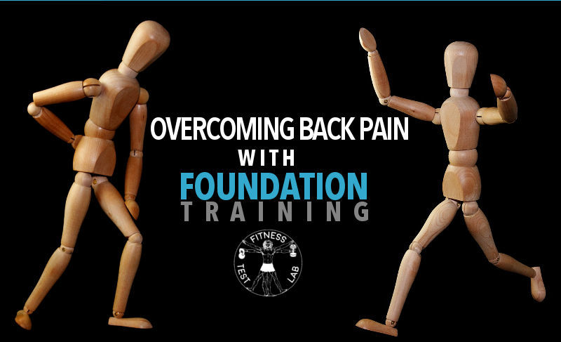 Foundation Training - the absolute best exercise for back pain relief