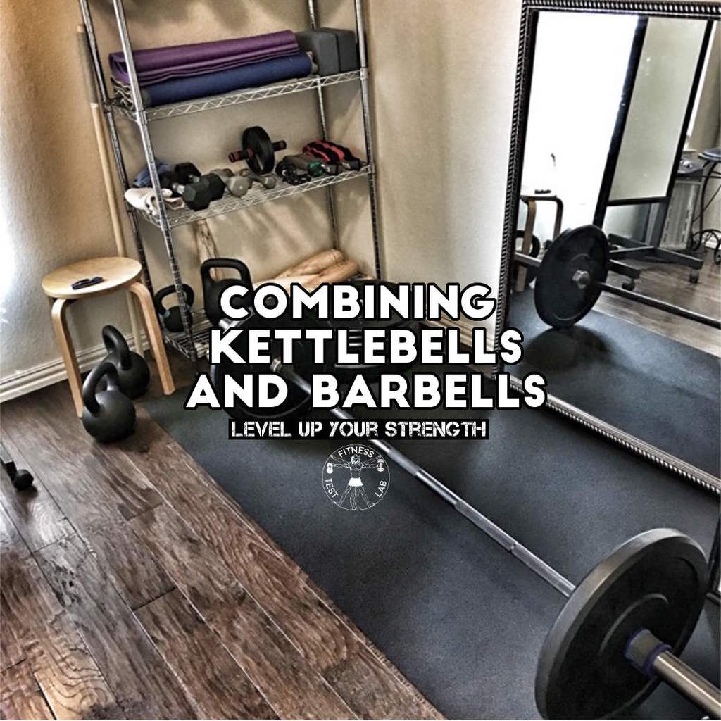 Combining Kettlebells and Barbells