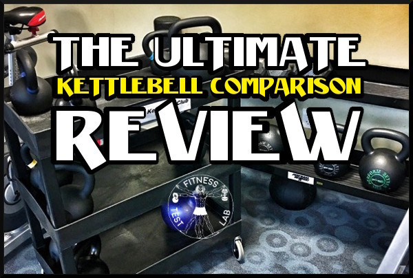 Kettlebell Reviews - The Ultimate Kettlebell Comparison Review Title Picture