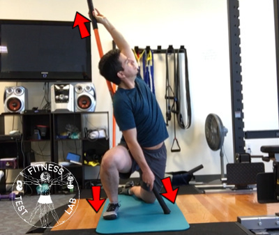Stick Mobility Review - Reverse Hang