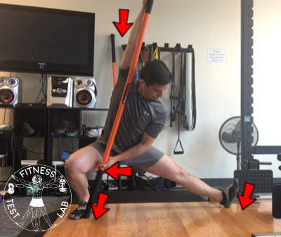Stick Mobility Review - Side Lunge