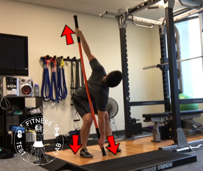 Stick Mobility Review - Windmill - Narrow Stance