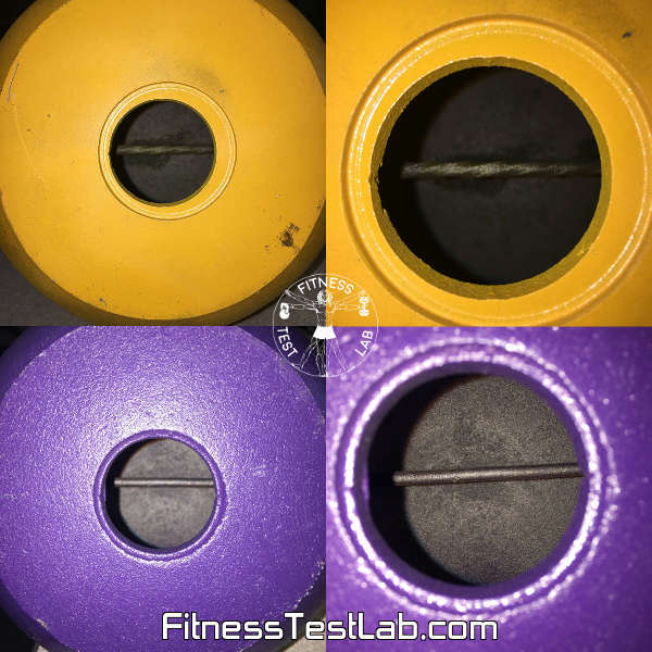 Kettlebells USA Paradigm Pro Elite Review - Inner Core Technology