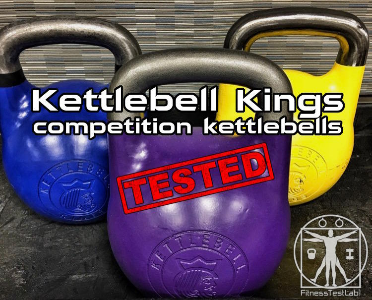 Kettlebell Kings Competition Kettlebells Review - Featured Picture - Tested