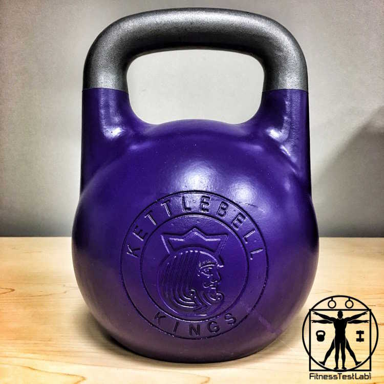 Kettlebell Kings Competition Kettlebells Review - Kettlebell Kings 20kg competition kettlebell