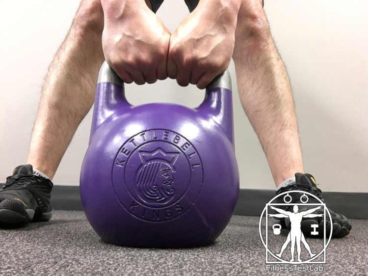 Kettlebell Kings Competition Kettlebells Review - Two Hand Swings
