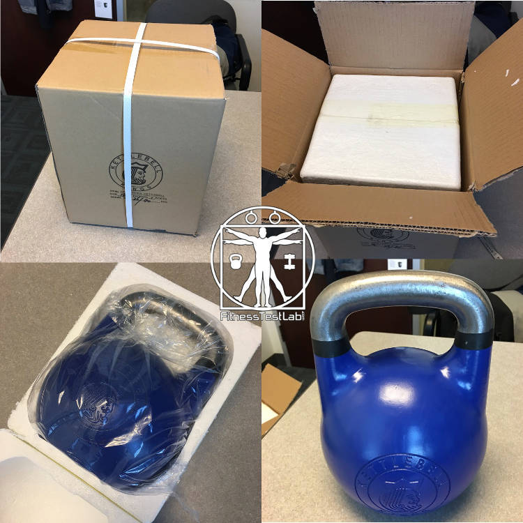Kettlebell Kings Competition Kettlebells Review - Unboxing