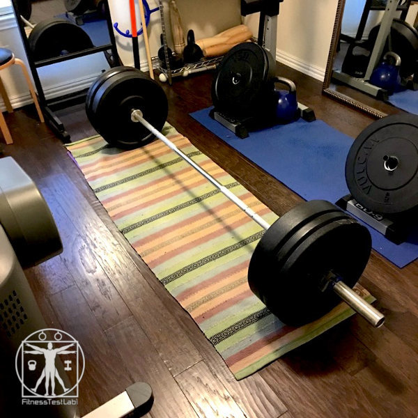 CFF Keystone Bar Review - Deadlifts