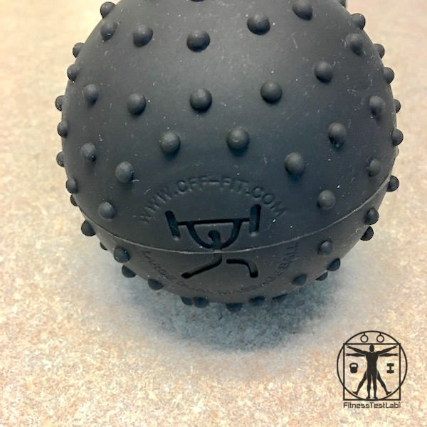 CFF Physio Ball Review - Ball Closeup