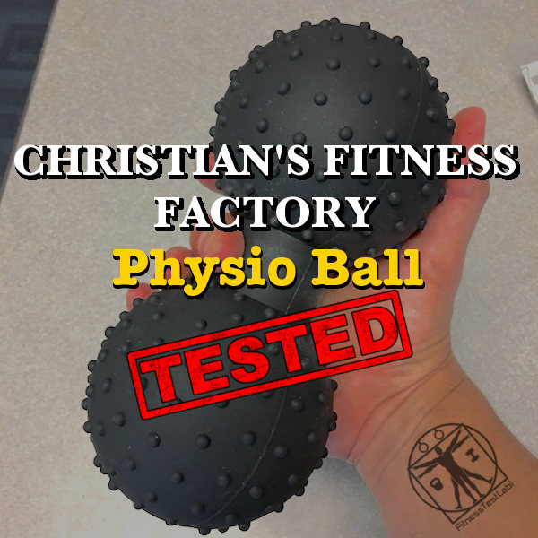 CFF Physio Ball Review - Featured Pic