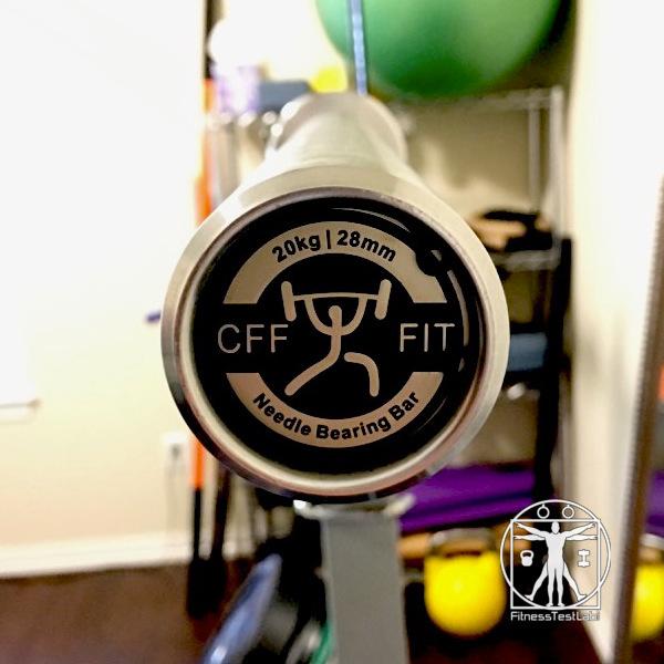 Christians Fitness Factory Keystone Bar Review - Endcap