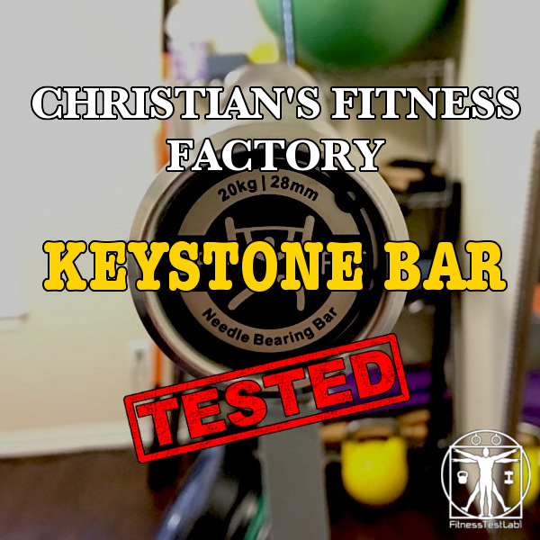 Christians Fitness Factory Keystone Bar Review - Featured Picture
