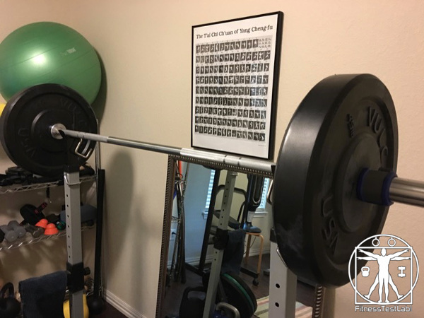 Christians Fitness Factory Keystone Bar Review - Loaded With Weight