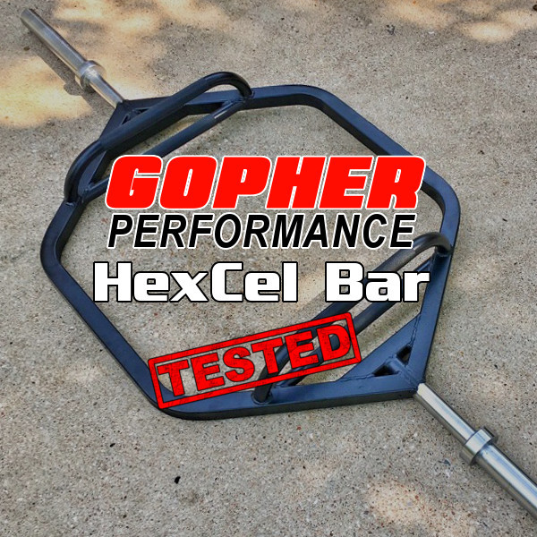Gopher Performance HexCel Bar Review - Featured Picture