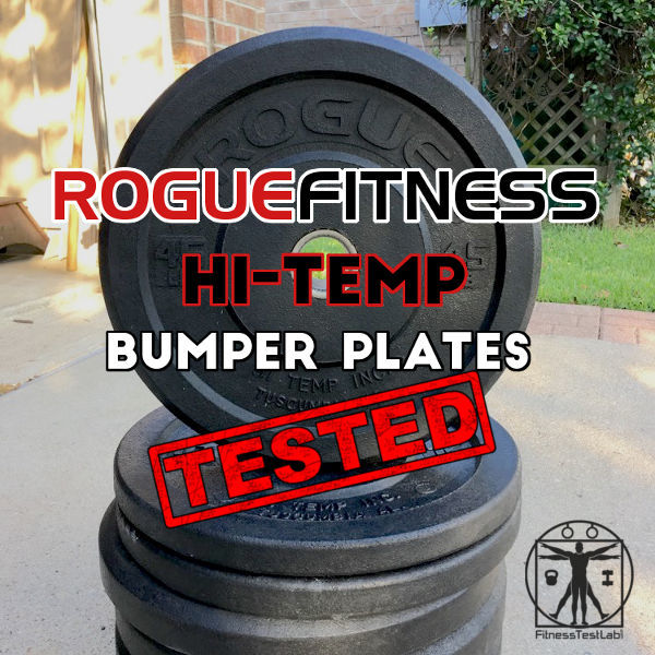 Rogue Hi Temp Bumper Plates Review - Featured Picture