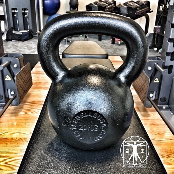 Single Kettlebell Flows - KBUSA