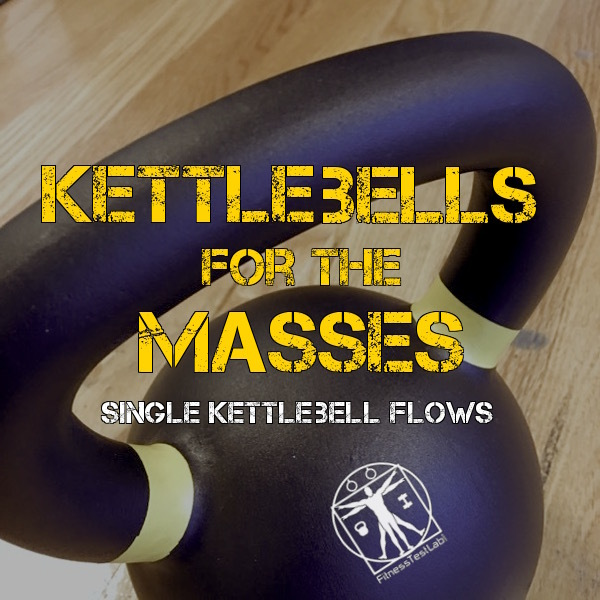 Single Kettlebell Workouts - Featured Picture