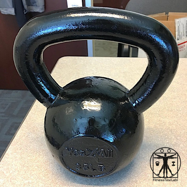 Best Kettlebell Brand 2018 - Yes4All - Up Close