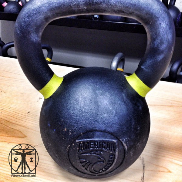 Best Kettlebells 2018 - American Barbell Kettlebell Review - Up Close