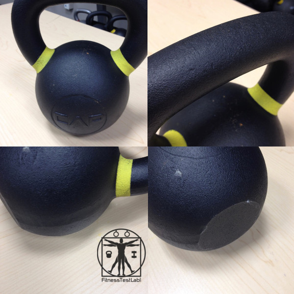 Best Kettlebells 2018 - CAP Powder Coat Kettlebell Review - Different Angles