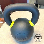 Best Kettlebells 2018 - CAP Powder Coat Kettlebell Review - Up Close