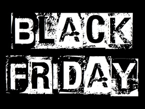 Black Friday Fitness Equipment Sales - Featured Pic