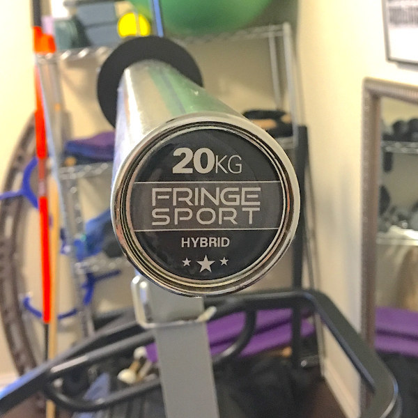 Fringe Sport Hybrid Bar Review - Endcap