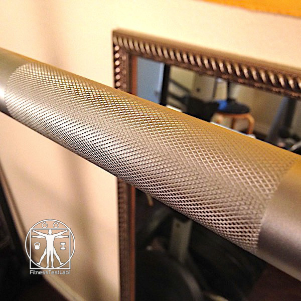 Fringe Sport Hybrid Bar Review - Passive Center Knurl