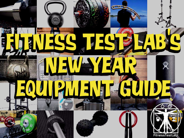 2018 New Year Equipment Guide