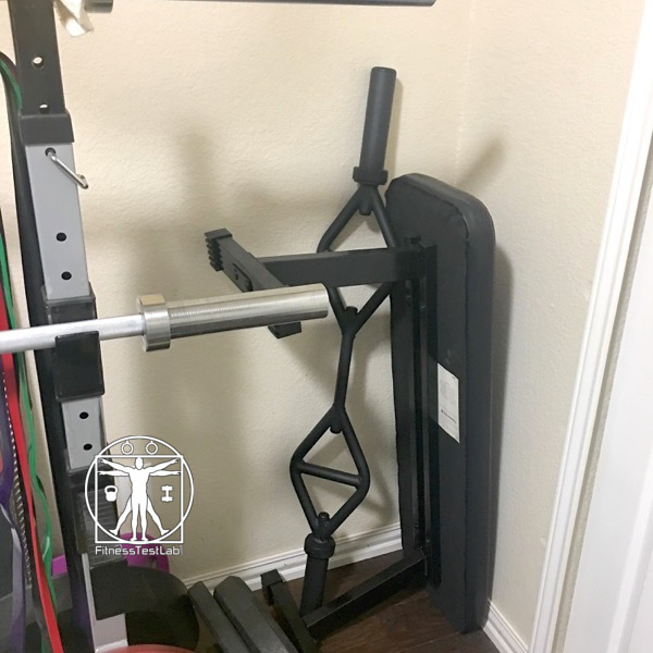American Barbell T-Grip Shorty Bar Review - Stores Easily