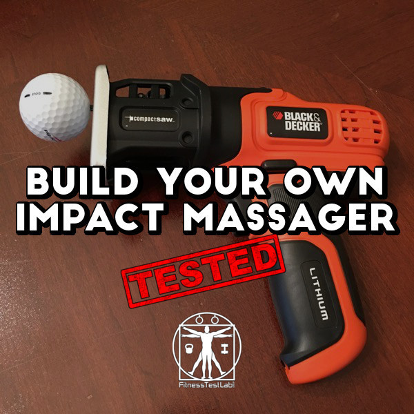 DIY Impact Massager - Featured Pic