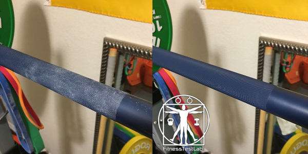 American Barbell Cerakote Training Bar Review - Before and After Cleanup