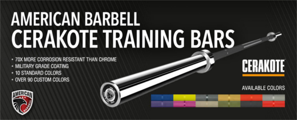 American Barbell Cerakote Training Bar Review - Price Check