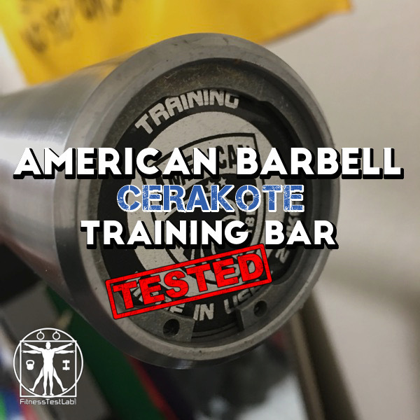 American Barbell Cerakote Training Bar Review - Title Pic