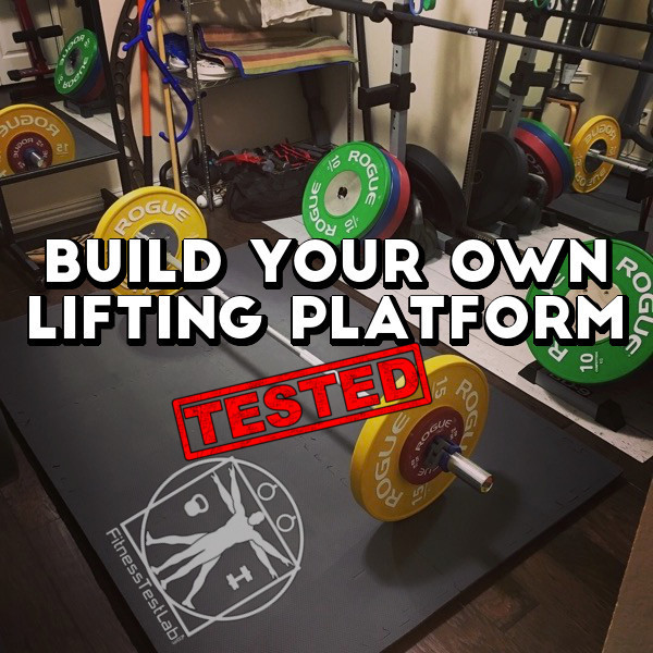 DIY Lifting Platform - Featured Pic